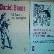 Tebeos: LOTE 2 COLECCION HISTORIAS Y HEROE SELECCION DEL OESTE EDITORIAL BRUGUERA. Lote 74980386