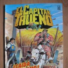 Tebeos: EL CAPITAN TRUENO EDICION HISTORICA Nº 106 - POSIBILIDAD DE ENTREGA EN MANO EN MADRID. Lote 75022131