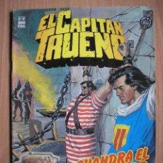 Tebeos: EL CAPITAN TRUENO EDICION HISTORICA Nº 107 - POSIBILIDAD DE ENTREGA EN MANO EN MADRID. Lote 75022255