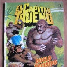 Tebeos: EL CAPITAN TRUENO EDICION HISTORICA Nº 108 - POSIBILIDAD DE ENTREGA EN MANO EN MADRID. Lote 75022347