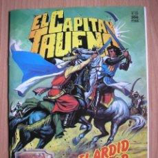 Tebeos: EL CAPITAN TRUENO EDICION HISTORICA Nº 120 - POSIBILIDAD DE ENTREGA EN MANO EN MADRID. Lote 75023555