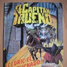 Tebeos: EL CAPITAN TRUENO EDICION HISTORICA Nº 126 - POSIBILIDAD DE ENTREGA EN MANO EN MADRID. Lote 75023775