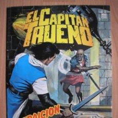 Tebeos: EL CAPITAN TRUENO EDICION HISTORICA Nº 132 - POSIBILIDAD DE ENTREGA EN MANO EN MADRID. Lote 75024339