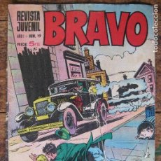 Tebeos: REVISTA JUVENIL BRAVO - BRUGUERA Nº19 -. Lote 75029371