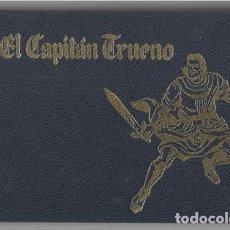Tebeos: EL CAPITAN TRUENO, TOMO 13 (577 AL 618), 1996, MUY BUEN ESTADO. DIFICIL. Lote 75050783