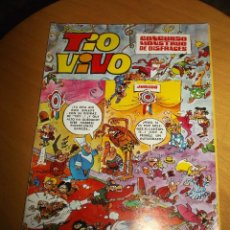 Tebeos: TIO VIVO EXTRA DE CARNAVAL 1972 COMO NUEVO CON LOS 3 BILLETES MORTADELOS ( 1000-250-100 ). Lote 75060131