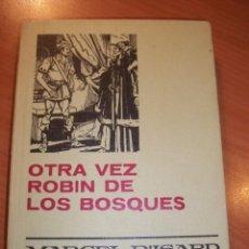 Tebeos: HISTORIAS SELECCION BRUGUERA. OTRA VEZ ROBIN DE LOS BOSQUES. Lote 75088503