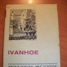 Tebeos: HISTORIAS SELECCION BRUGUERA. IVANHOE . Lote 75088611