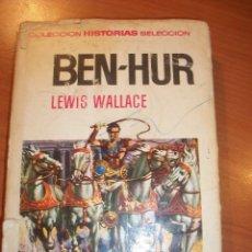 Tebeos: HISTORIAS SELECCION BRUGUERA. BEN-HUR. Lote 75089643