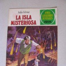 Tebeos: LA ISLA MISTERIOSA. JOYAS LITERARIAS JUVENILES. BRUGUERA 1979.. Lote 75115615