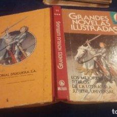 Tebeos: GRANDES NOVELAS ILUSTRADAS Nº11. Lote 75125727