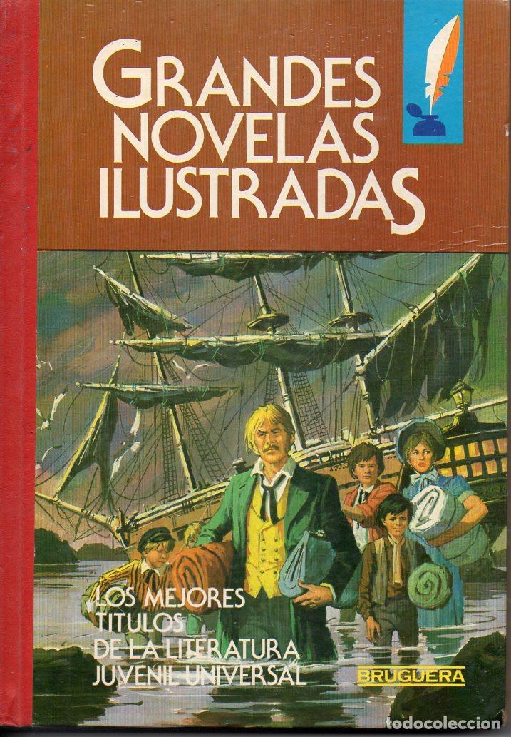 GRANDES NOVELAS ILUSTRADAS BRUGUERA Nº 5 (1985) (Tebeos y Comics - Bruguera - Joyas Literarias)