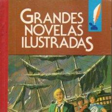 Tebeos: GRANDES NOVELAS ILUSTRADAS BRUGUERA Nº 5 (1985). Lote 75134587
