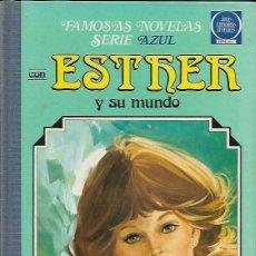 Tebeos: TOMO Nº 2 * ESTHER Y SU MUNDO * SERIE AZUL - 3ª EDICIÓN AÑO 1984. Lote 75171759