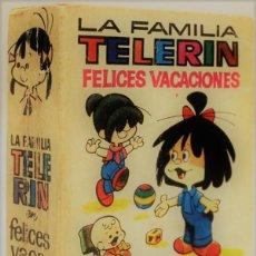 La familia Telerin, felices vacaciones con dibujos animados. Editorial Bruguera, 1968. Primera edici
