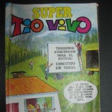 Giornalini: SUPER TIO VIVO Nº 76. EDITORIAL BRUGUERA 1979.. Lote 75230655