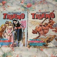 Tebeos: ORIGINAL EL CAPITAN TRUENO EDITORIAL BRUGUERA 1986. Lote 75406447