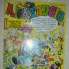 Tebeos: MORTADELO EXTRA DE CARNAVAL -1983-RARO Y MUY ESCASO-IBÁÑEZ-RAF- CASANOVAS- MR. MAGELLAN-LEAN-9118. Lote 128570580