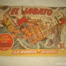 Tebeos: EL JABATO N° 57. Lote 75413679