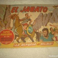 Tebeos: EL JABATO N° 60. Lote 75414287