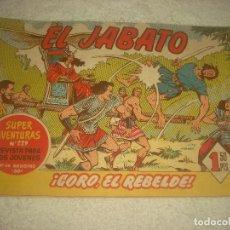 Tebeos: EL JABATO N° 58. Lote 75414803