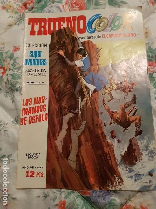 Tebeos: Original El Capitan trueno segunda epoca 1 y 2 año 1975 - Foto 4 - 75418607