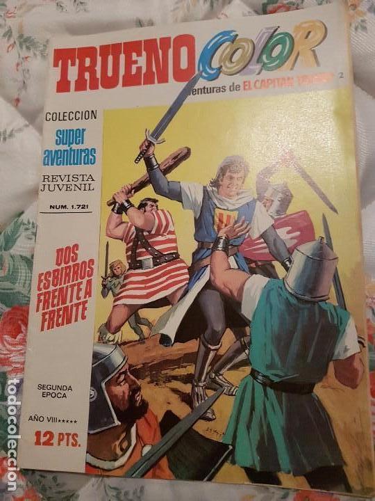 Tebeos: Original El Capitan trueno segunda epoca 1 y 2 año 1975 - Foto 5 - 75418607