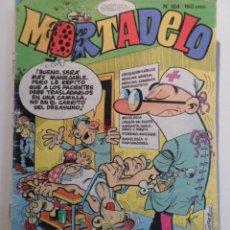 Tebeos: MM - MORTADELO Nº 184 EDICIONES B GRUPO ZETA EDICIÓN AÑO 1987. Lote 75595283