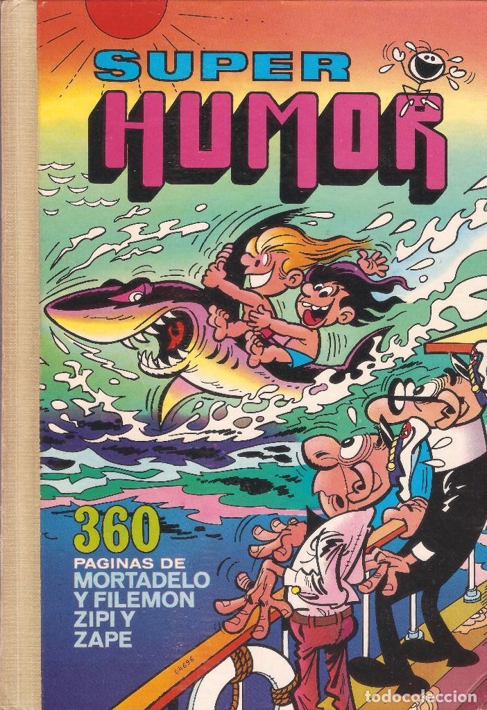 SUPER HUMOR VOL. XIII (13) - EDITORIAL BRUGUERA, 2ª EDICIÓN, 1978. (Tebeos y Comics - Bruguera - Super Humor)