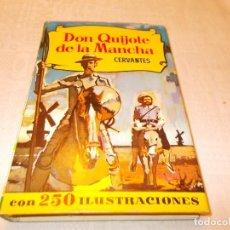 Tebeos: COLECCIÓN HISTORIAS DON QUIJOTE DE LA MANCHA. Lote 75868207