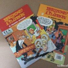 Tebeos: LOTE 2 COMIC MORTADELO Y FILEMON. Lote 76010231