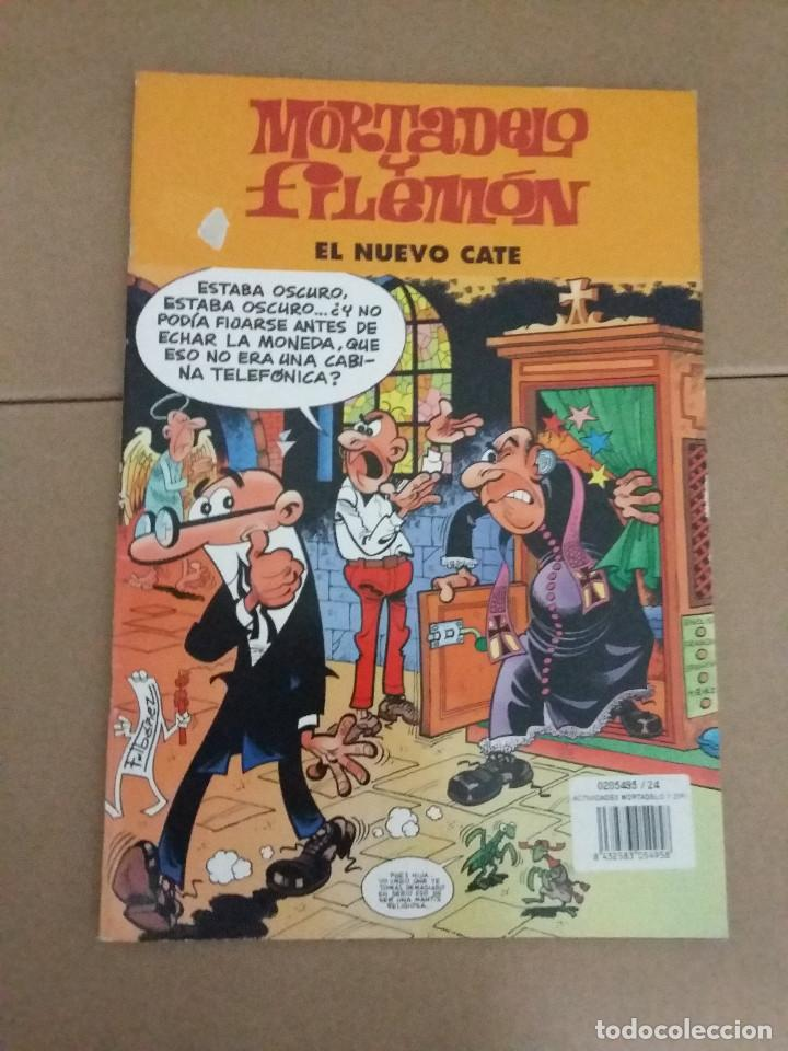 Tebeos: LOTE 2 COMIC MORTADELO Y FILEMON - Foto 3 - 76010231