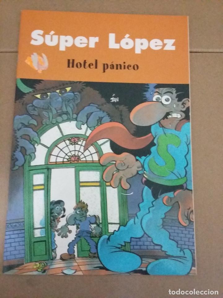 Tebeos: LOTE 3 COMIC SUPER LOPEZ - Foto 2 - 76010719