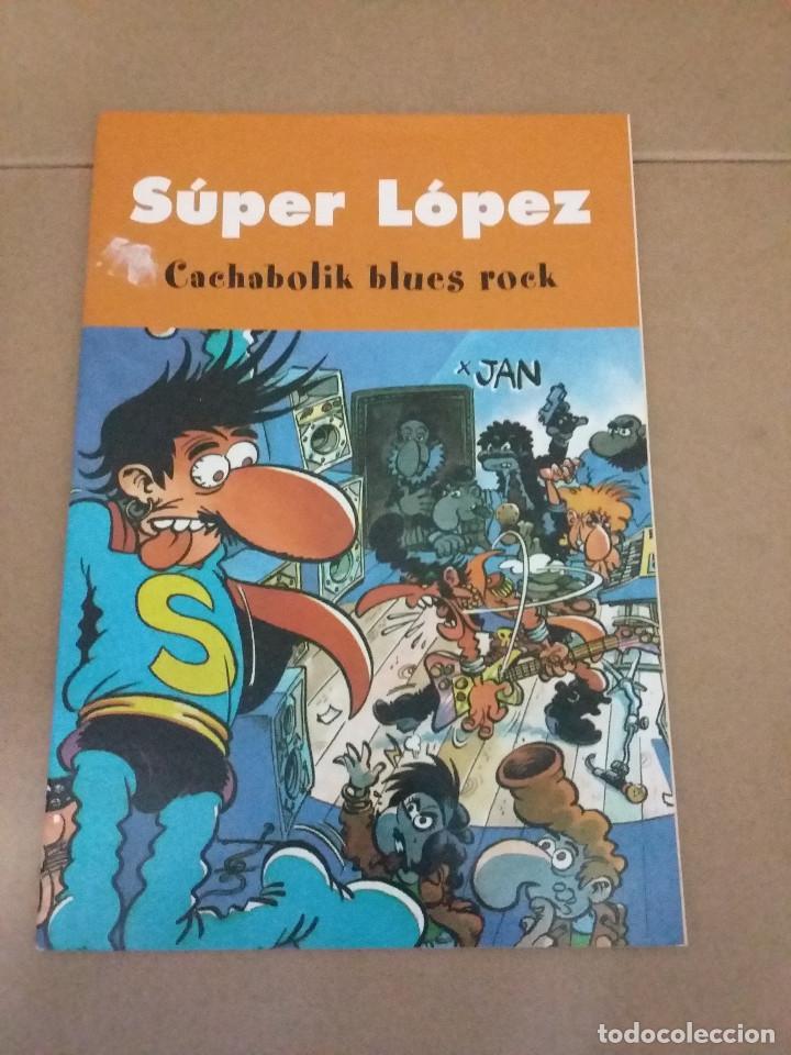 Tebeos: LOTE 3 COMIC SUPER LOPEZ - Foto 3 - 76010719