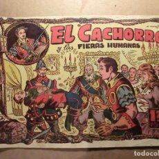 Tebeos: EL CACHORRO Nº 23 ORIGINAL. Lote 76027743