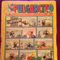 Tebeos: TEBEO 1962.- PULGARCITO. N.1607 REVISTA PARA LOS JOVENES. N. REG.2 AÑO XLII. Lote 76564398