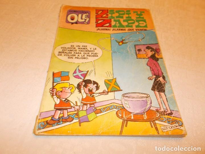 OLÉ Nº 133 ZIPI Y ZAPE 1ª EDICIÓN BRUGUERA (Tebeos y Comics - Bruguera - Ole)