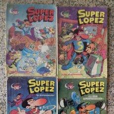 Tebeos: LOTE SUPER LÓPEZ COLECCIÓN OLE. Lote 76670915
