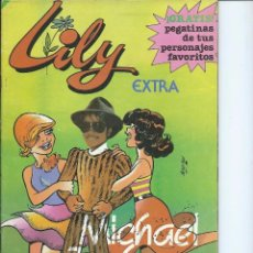 Tebeos: LILY EXTRA MICHAEL JACKSON. Lote 146142401