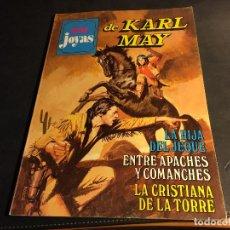 Tebeos: SUPER JOYAS Nº 45 KARL MAY (ED. BRUGUERA) (C2). Lote 76902911