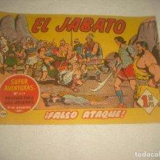 Tebeos: EL JABATO N° 129. Lote 77063705