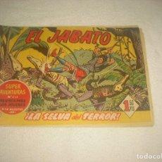 Tebeos: EL JABATO N° 107. Lote 77065977