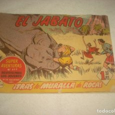 Tebeos: EL JABATO N° 222. Lote 77071745