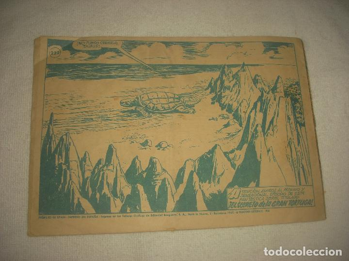 Tebeos: EL JABATO N° 222 - Foto 2 - 77071745