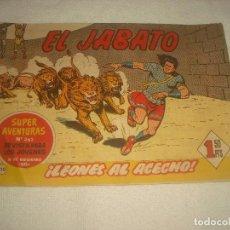 Tebeos: EL JABATO N° 110. Lote 77075813