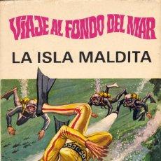 Tebeos: VIAJE AL FONDO DEL MAR. COLECCIÓN HÉROES SELECCIÓN. EDITORIAL BRUGUERA, 1972. DE LA SERIE DE TV. Lote 77111389