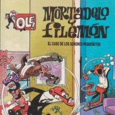 Tebeos: COMIC OLÉ! -MORTADELO Y FILEMÓN- Nº 9 FRMTO.ORGNAL.1ª ED.1993 EDICIONES.-B- 275 PTAS.. Lote 77252257