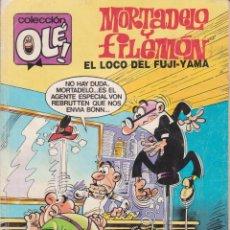 Tebeos: COMIC OLÉ! -MORTADELO Y FILEMÓN- Nº 294-M.150 FRMTO.ORGNAL.1ª ED.1989 EDICIONES.-B- 250 PTAS.. Lote 77252869