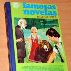 Tebeos: FAMOSAS NOVELAS - TOMO XI - LAS INDIAS NEGRAS Y MÁS - EDITORIAL BRUGUERA - 2ª EDICIÓN - AÑO 1981. Lote 77448457