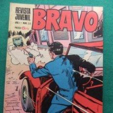Tebeos: REVISTA BRAVO Nº 25 EDITORIAL BRUGUERA. Lote 77519833